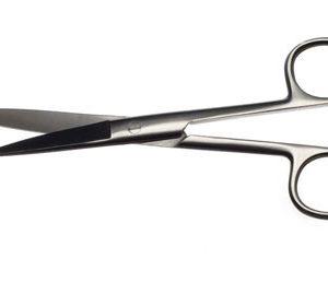 ножницы-с-одним-острым-концом-прямые