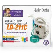 """""""Little Doctor — LD-211C"""" Èíãàëÿòîð êîìïðåññîðíûé"""